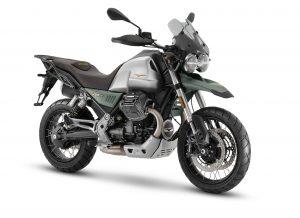 Moto Guzzi V85TT Centenario